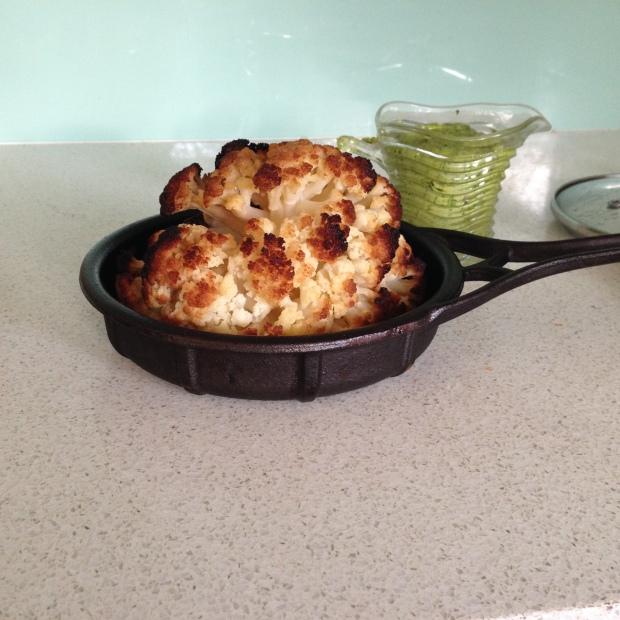 Vegan Cauliflower bake1